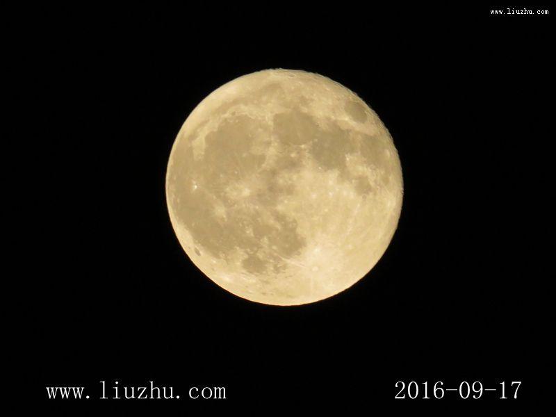 十七的月亮
